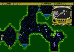 Todd's Adventures in Slime World Sega Megadrive 09