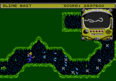 Todd's Adventures in Slime World Sega Megadrive 10
