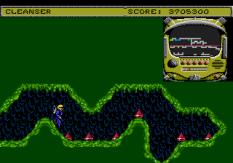 Todd's Adventures in Slime World Sega Megadrive 11