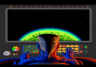 Todd's Adventures in Slime World Sega Megadrive 20