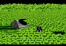 Todd's Adventures in Slime World Sega Megadrive 21