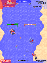 Toobin' Arcade by Atari Games 06
