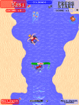 Toobin' Arcade by Atari Games 09