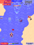 Toobin' Arcade by Atari Games 11