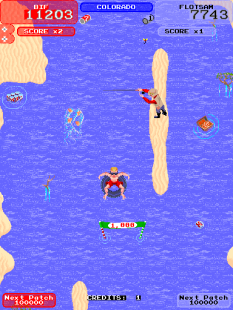 Toobin' Arcade by Atari Games 13