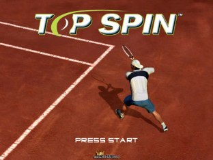 Top Spin XBox 01
