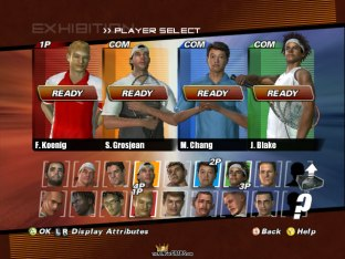 Top Spin XBox 42