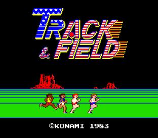 Track & Field Arcade 01
