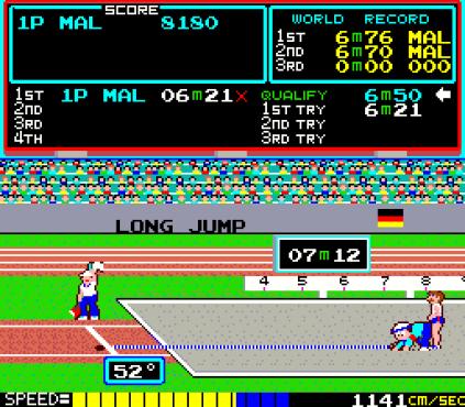 Track & Field Arcade 09