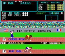 Track & Field Arcade 17