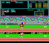 Track & Field Arcade 18