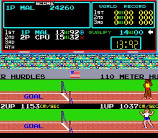 Track & Field Arcade 22