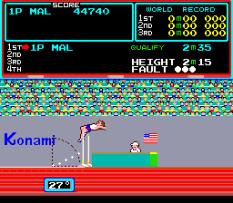Track & Field Arcade 32