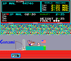 Track & Field Arcade 33