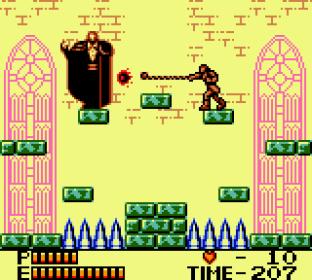 Castlevania 2 - Belmont's Revenge GBC 97