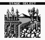 Castlevania II - Belmont's Revenge Game Boy 02