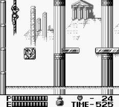 Castlevania II - Belmont's Revenge Game Boy 10