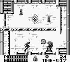 Castlevania II - Belmont's Revenge Game Boy 11