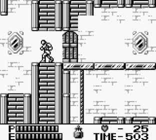 Castlevania II - Belmont's Revenge Game Boy 12