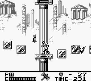 Castlevania II - Belmont's Revenge Game Boy 20