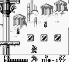 Castlevania II - Belmont's Revenge Game Boy 22