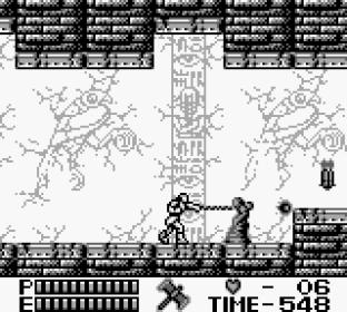 Castlevania II - Belmont's Revenge Game Boy 31
