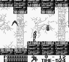 Castlevania II - Belmont's Revenge Game Boy 32