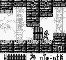 Castlevania II - Belmont's Revenge Game Boy 33
