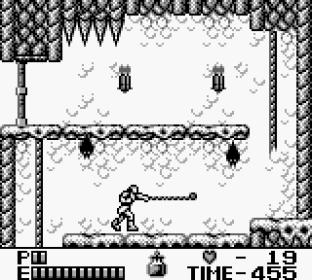 Castlevania II - Belmont's Revenge Game Boy 42