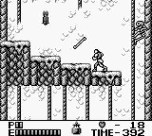 Castlevania II - Belmont's Revenge Game Boy 45