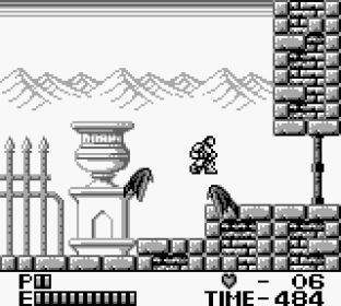 Castlevania II - Belmont's Revenge Game Boy 53