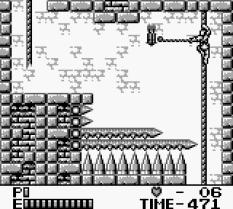 Castlevania II - Belmont's Revenge Game Boy 54