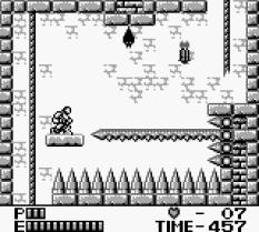 Castlevania II - Belmont's Revenge Game Boy 55
