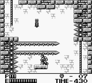 Castlevania II - Belmont's Revenge Game Boy 56
