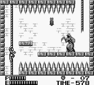Castlevania II - Belmont's Revenge Game Boy 67