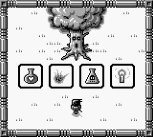 Cave Noire Game Boy 34