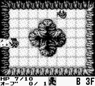 Cave Noire Game Boy 42
