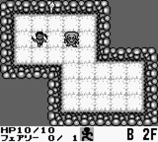 Cave Noire Game Boy 64