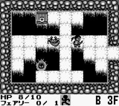 Cave Noire Game Boy 66