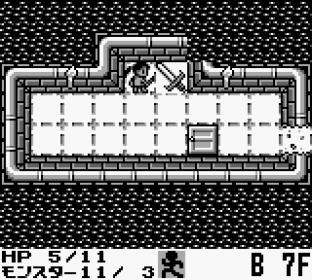 Cave Noire Game Boy 75