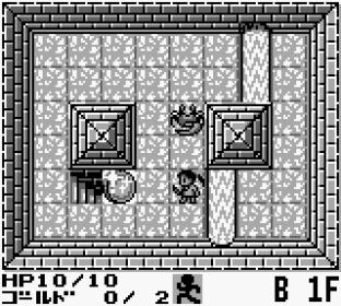 Cave Noire Game Boy 78