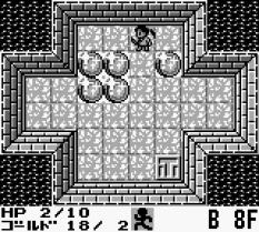 Cave Noire Game Boy 85