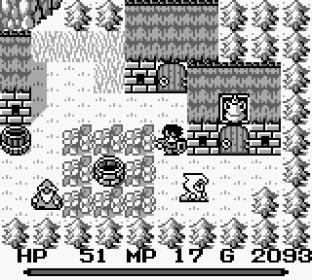 Final Fantasy Adventure Game Boy 100