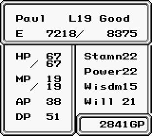 Final Fantasy Adventure Game Boy 108
