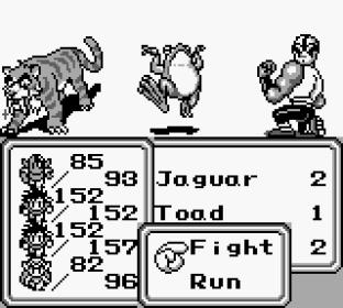 Final Fantasy Legend 2 Game Boy 20