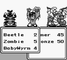 Final Fantasy Legend 2 Game Boy 65