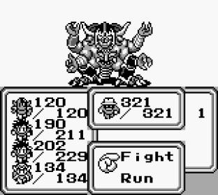 Final Fantasy Legend 2 Game Boy 67