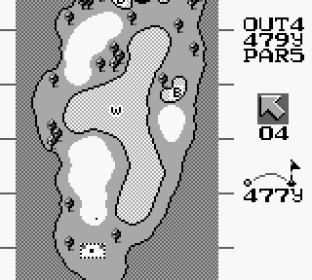 Golf Game Boy 20