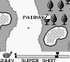 Golf Game Boy 44