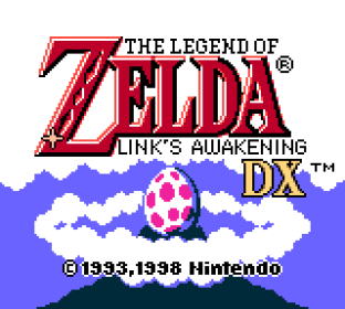 Legend of Zelda Link's Awakening DX Game Boy Color 002